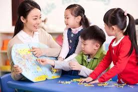 Lớp học trung cấp mầm non tại Hà Tĩnh