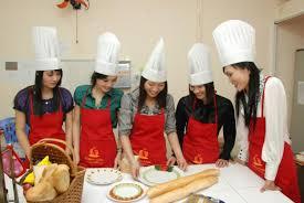 Tuyển sinh lớp nấu ăn cho cô nuôi